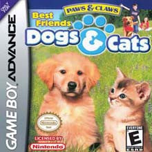 Paws and Claws Dogs and Cats Best Friends