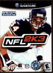 NFL 2K3 for Gamecube Game