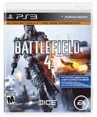 Battlefield 4 for Playstation 3 Game