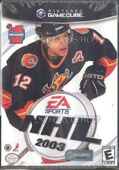NHL 2003 for Gamecube Game