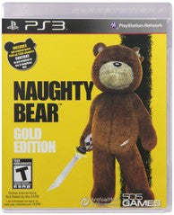Naughty Bear: Gold Edition