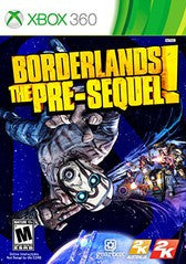 Borderlands The Pre-Sequel for Xbox 360 Game