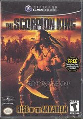 The Scorpion King Rise of the Akkadian for Gamecube Game