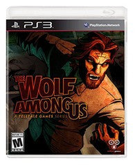 Wolf Among Us for Playstation 3 Game