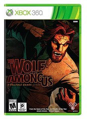 Wolf Among Us for Xbox 360 Game