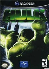 The Hulk for Gamecube Game