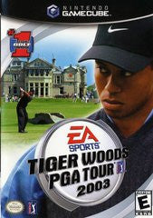 Tiger Woods 2003 for Gamecube Game