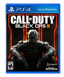 Call of Duty Black Ops III for Playstation 4 Game