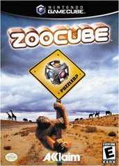 Zoocube for Gamecube Game