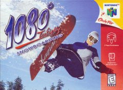 1080 Snowboarding for Nintendo 64 Game
