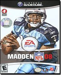 Madden 2008 for Gamecube Game