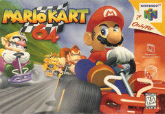 Mario Kart 64 for Nintendo 64 Game