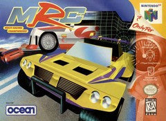 MRC Multi Racing Championship for Nintendo 64 Game