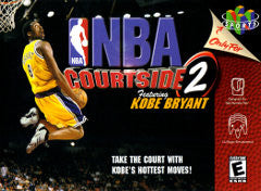 NBA Courtside 2 for Nintendo 64 Game