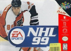 NHL 99 for Nintendo 64 Game