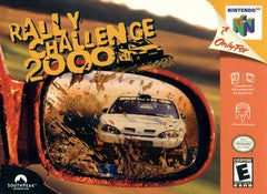 Rally Challenge 2000 for Nintendo 64 Game