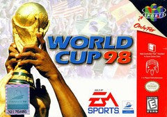World Cup 98 for Nintendo 64 Game