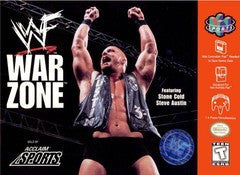 WWF Warzone for Nintendo 64 Game