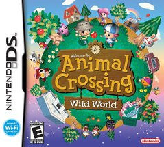 Animal Crossing Wild World for Nintendo DS Game