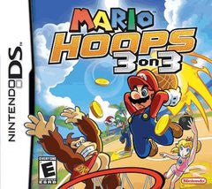 Mario Hoops 3 on 3 for Nintendo DS Game