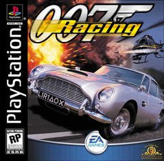 007 Racing for Playstation Game