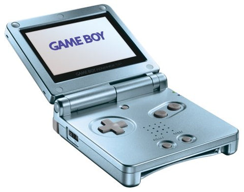 Pearl Gameboy Advance SP