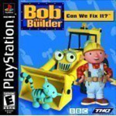 Bob the Builder Can We Fix It for Playstation Game