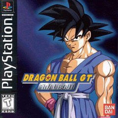 Dragon Ball GT Final Bout
