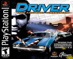 Driver for Playstation Game