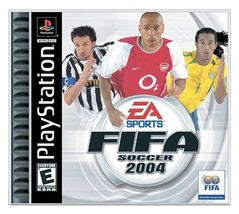 FIFA 2004 for Playstation Game