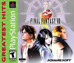 Final Fantasy VIII for Playstation Game