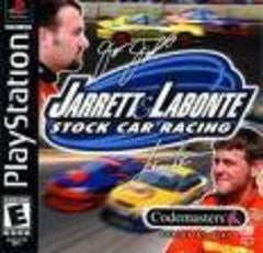 Jarret and Labonte Stock Car Racing for Playstation Game