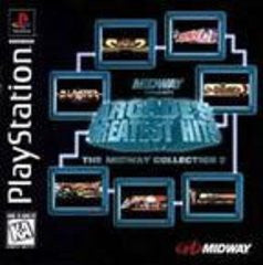 Arcade's Greatest Hits Midway Collection 2 for Playstation Game