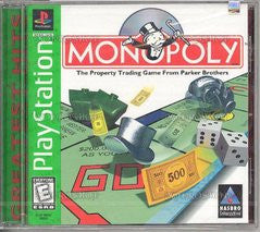 Monopoly for Playstation Game