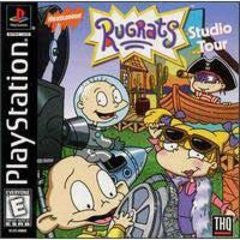 Rugrats Studio Tour