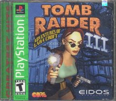 Tomb Raider III for Playstation Game