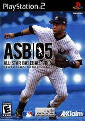 All-Star Baseball 2005 for Playstation 2 Game