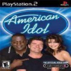 American Idol for Playstation 2 Game