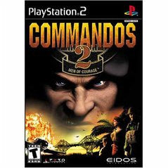 Commandos 2 Men of Courage for Playstation 2 Game