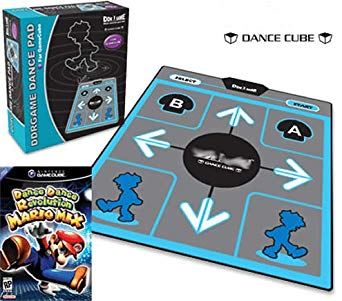 DDR Regular DanceCube Dance Pad