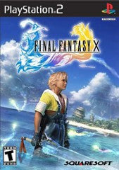 Final Fantasy X for Playstation 2 Game