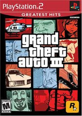 Grand Theft Auto III for Playstation 2 Game