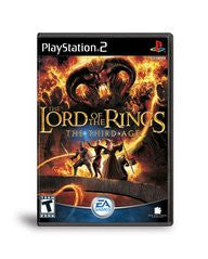 Lord of the Rings Third Age for Playstation 2 Game