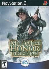 Medal of Honor Frontline for Playstation 2 Game
