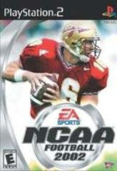 NCAA Football 2002 for Playstation 2 Game