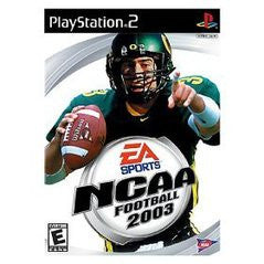 NCAA Football 2003 for Playstation 2 Game
