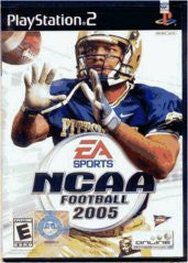 NCAA Football 2005 for Playstation 2 Game