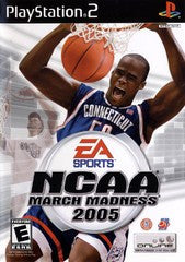 NCAA March Madness 2005 for Playstation 2 Game