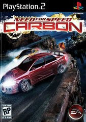 Need for Speed Carbon for Playstation 2 Game