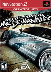 Need for Speed Most Wanted for Playstation 2 Game